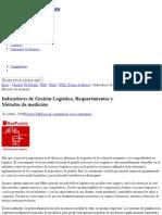Indicadores de Gestión Logística, Requerimientos y Métodos deMedición _ Boreal Technologies