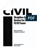 FE Review Manual - Linderburg 2nd Edition | Transport