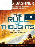 The Rule of Thoughts (Mortality Doctrine, Book Two) By James Dashner