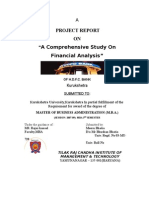18964437 Financial AnalysisHDFC BANK