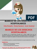 Manejo de Los Desechos Hospitalarios Final