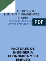 Pagos Presente y Futuros Uniformes II Parte