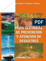 Plan Sectorial Energía y Minas