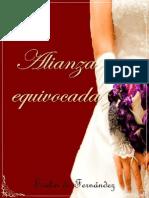 f8e229cb7 Alianza Equivocada (Spanish Edi - De Fernandez, Evelin