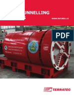 TERRATEC Microtunnelling Brochure