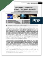 264.  INGENIERIA Y TECNOLOGIA + HISTORIA, FUTURO Y FORMACION