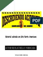 Acidente Fatal Norte Americano