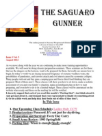 Saguaro Gunner August 2014