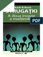 Arkadi & Boris Strugatki - A Doua Invazie a Martienilor