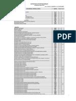 Listado Convenios Internacionales Actualizado Agosto 2013