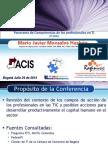 Panorama de Competencias de Los Profesionales en TI v2014!07!02