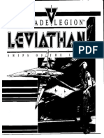 Leviathan Renegade Legion rules
