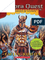 Deltora Quest #1- The Forests of Silence - Emily Rodda