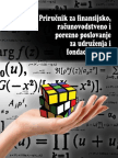 Prirucnik Za Finansijsko Racunovodstveno i Porezno Poslovanje Za Udruzenja i Fondacije u BiH