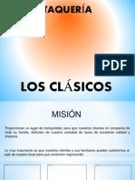 Taqueria Los Clasicos.pptx [Reparado]