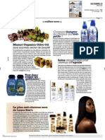 1010 Mela'Aura Hair Range - Miss Ebene Press Article FR