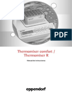 Manual Termomixer