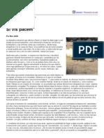 Página_12 __ El Mundo __ Si Vis Pacem