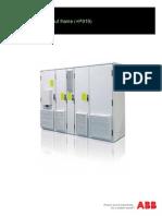 En ACS800-67 Supplement P919 A