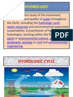 Hydrology Cycle