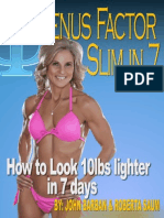 Slim in 7 Days PDF eBook Download