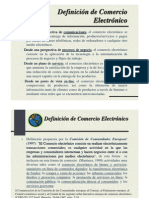 Comercio Electronico, Definiciones, Clases, Hoy 21-04-13