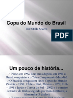 Apresentação - Copa Do Mundo