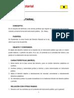d Notarial