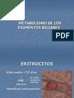 Metabolismo de Pigmentos Biliares