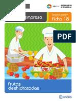 Ficha Extendida 18 Frutas Deshidratadas