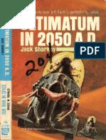 Ultimatum in 2050 AD (Ace M-117 - Jack Sharkey
