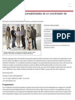 ¿Cuáles Son Las Responsabilidades de Un Coordinador de Personal_ _ Pequeña y Mediana Empresa - La Voz Texas