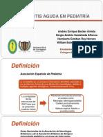 Encefalitis - Presentación
