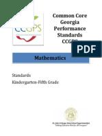 ccgps-grk-5-math-standards