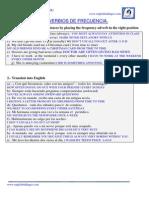 2.2- Adverbios de Frecuencia _ Frequency Adverbs_ - Respuestas