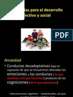 Estrategias Desarrollo Afectivo Social