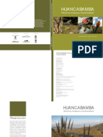 Huancabamba Flora y Fauna - Novoa