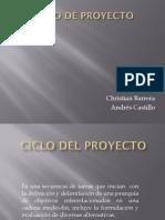 1. Ciclo Del Proyecto