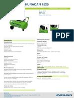 1002427 Compresor Huracan 1520