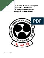 Joshinkan Isshinryu Karatejutsu November09
