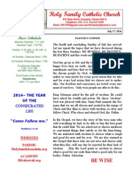 hfc july 27 2014 bulletin 2