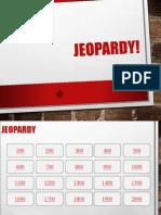 Jeopardy Multiplication