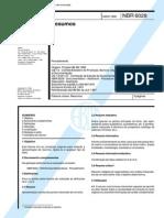 NBR 06028 - 1990 - Resumos - 1990