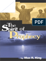 Max R. King the Spirit of Prophecy