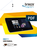 AOC MW0711 Tablet Manual Del Usuario_V2.0