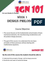Design 101 Course Week 1