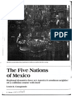 Five Nations of Mexico