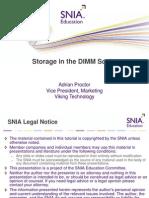 AdrianProctor Storage in DIMM Socket RevB