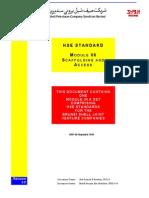 BSP-02-Standard-1644 - Scaffolding & Access (Mod 06, Rev. 3.2)