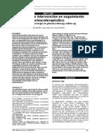 estrategias farmacoterapeuticas